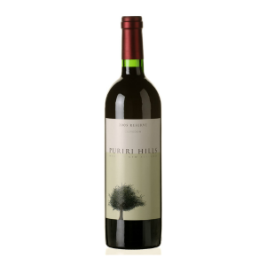 Clevedon Estate Red 2012 Puriri Hills