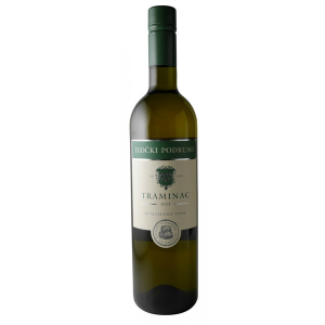 Croatia White 2017 Ilocki Podrumi, Traminac Selected