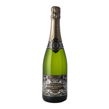 Silver Brut Nature NV Andre Clouet